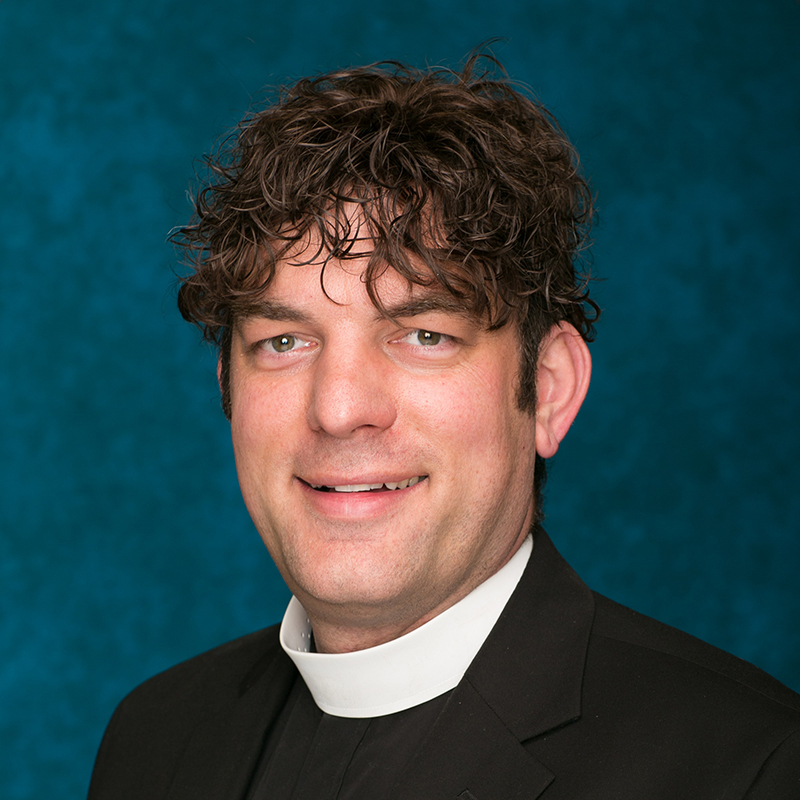 The Rev. Nathan Biornstad