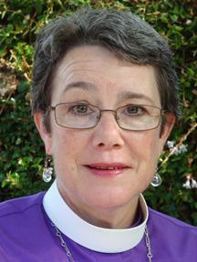 The Rt. Rev. Diane Jardine Bruce