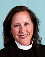The Rev. Dr. Rachel Nyback