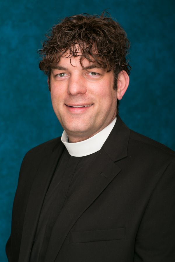 Get to Know The Rev. Nathan Biornstad, Associate for Pastoral Care