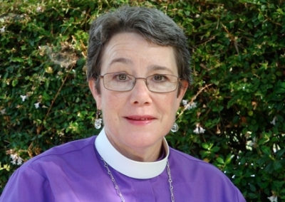 The Rt. Rev. Diane Jardine Bruce