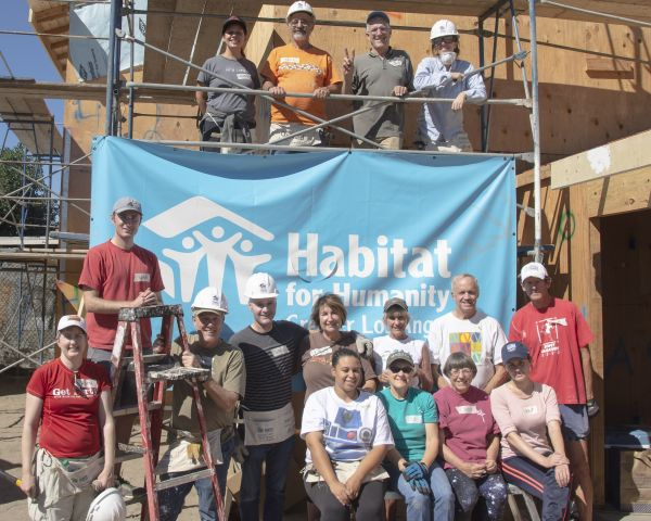 Habitat for Humanity Build Day: Saturday, March 23
