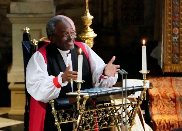 Watch Bishop Curry's Sermon from the Royal Wedding